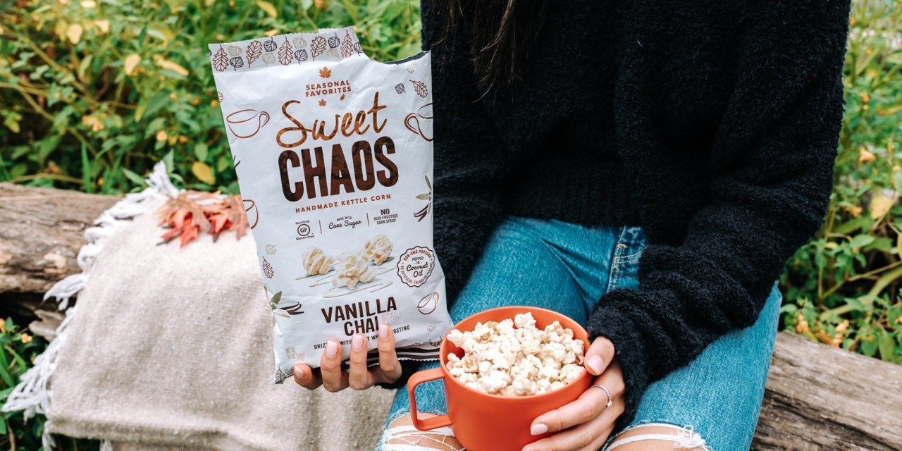 Sweet Chaos Popcorn Giveaway