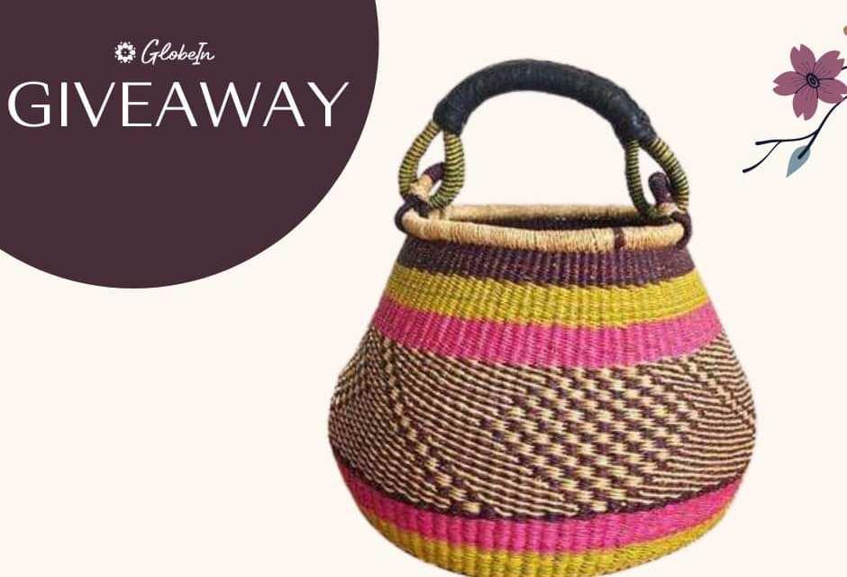 Teardrop Basket Giveaway