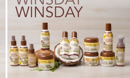 Coconut Restore Winsday Giveaway