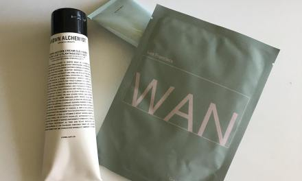 FREE Wan Anti-Oxidation Mask Sample