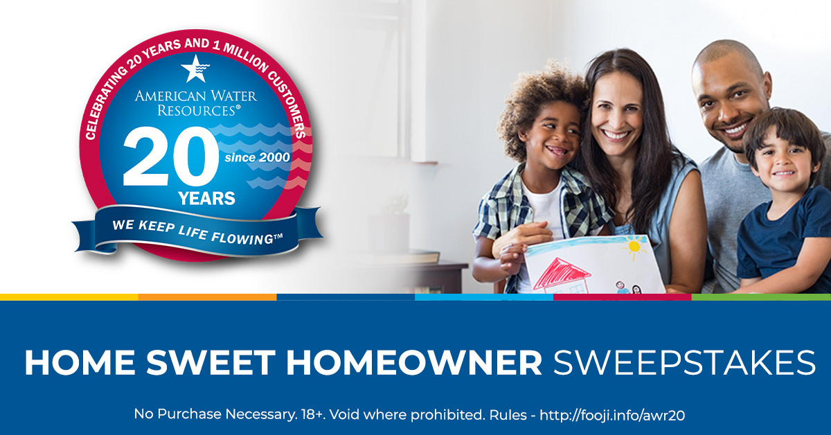 Home Sweet Homeowner Sweepstakes