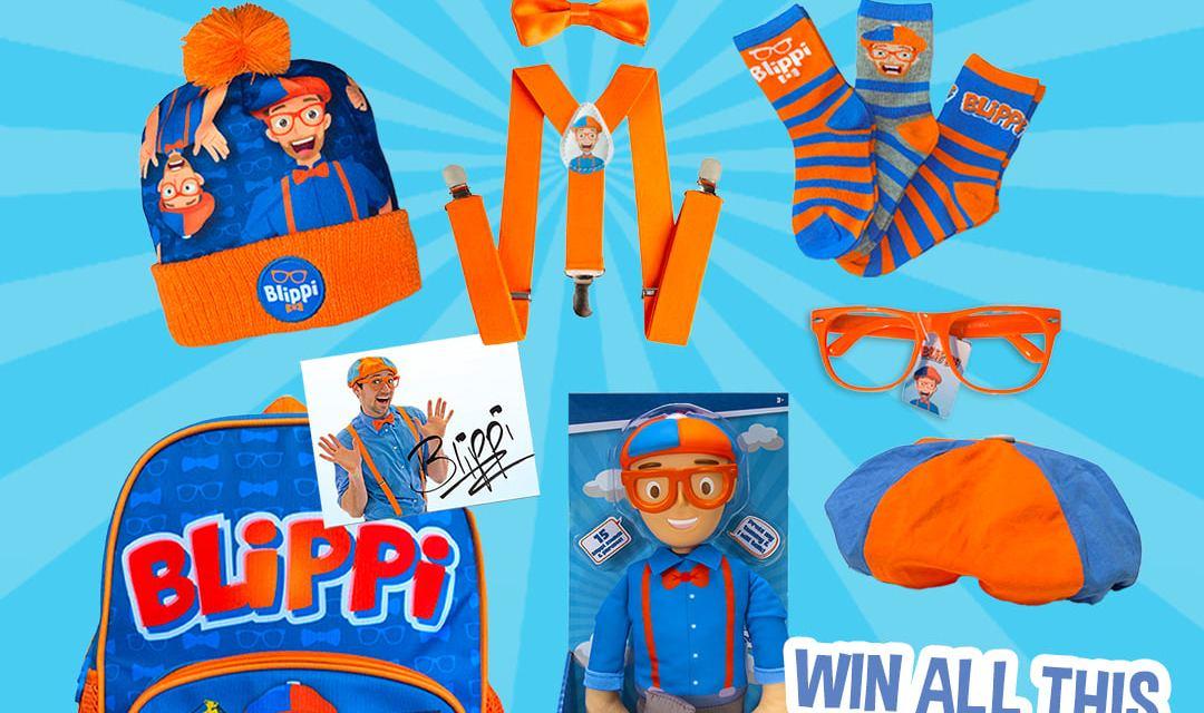 Blippi Prize Pack Giveaway