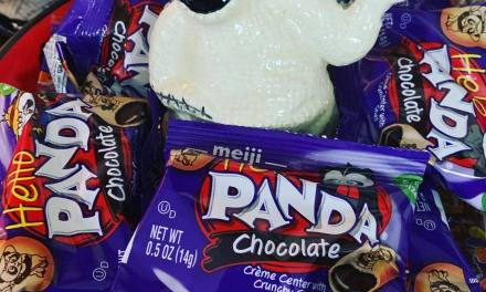 Hello Panda Creepy Carmel Horror Giveaway