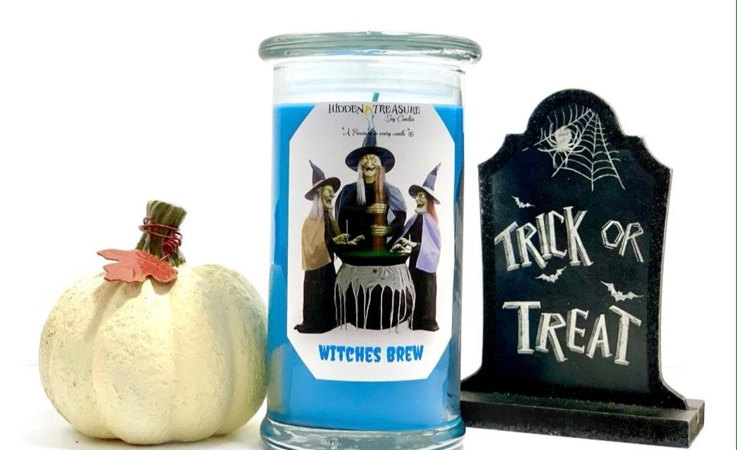 Halloween Candle Giveaway