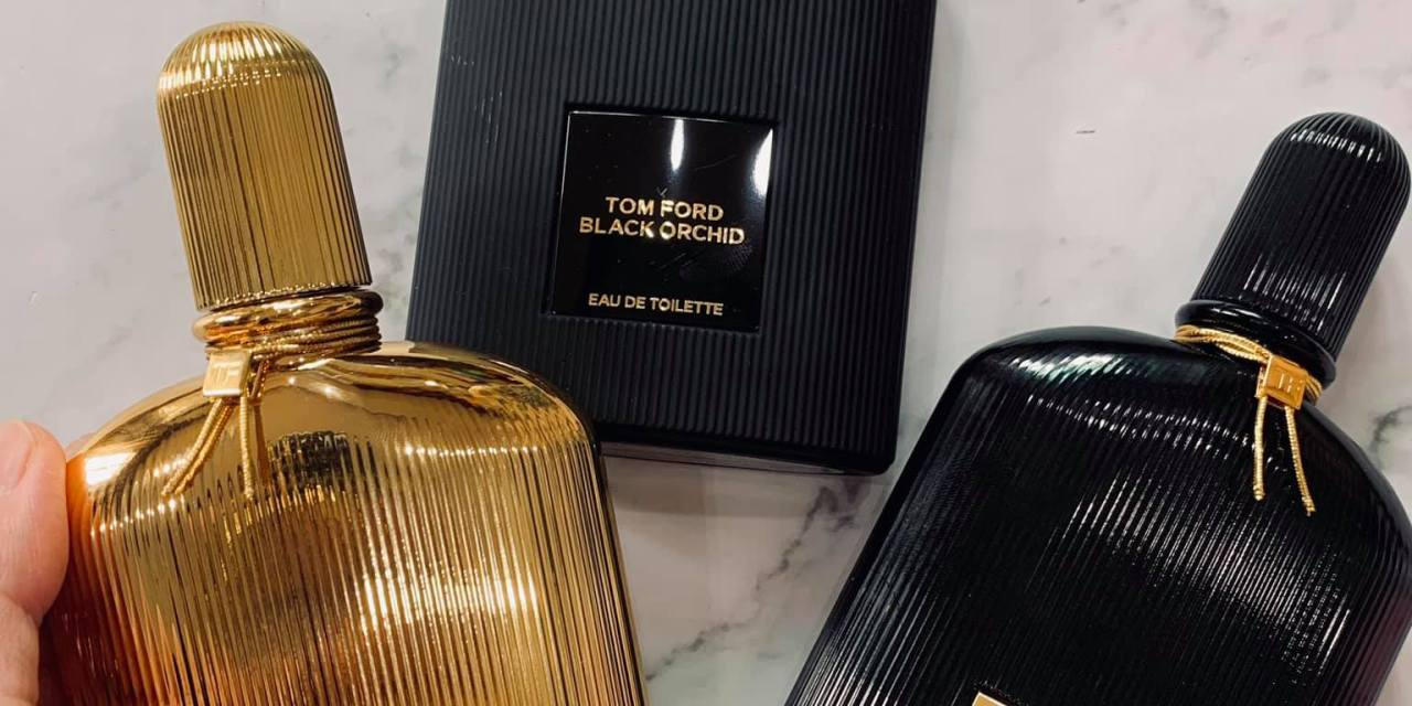 Free Tom Ford Black Orchid Parfum