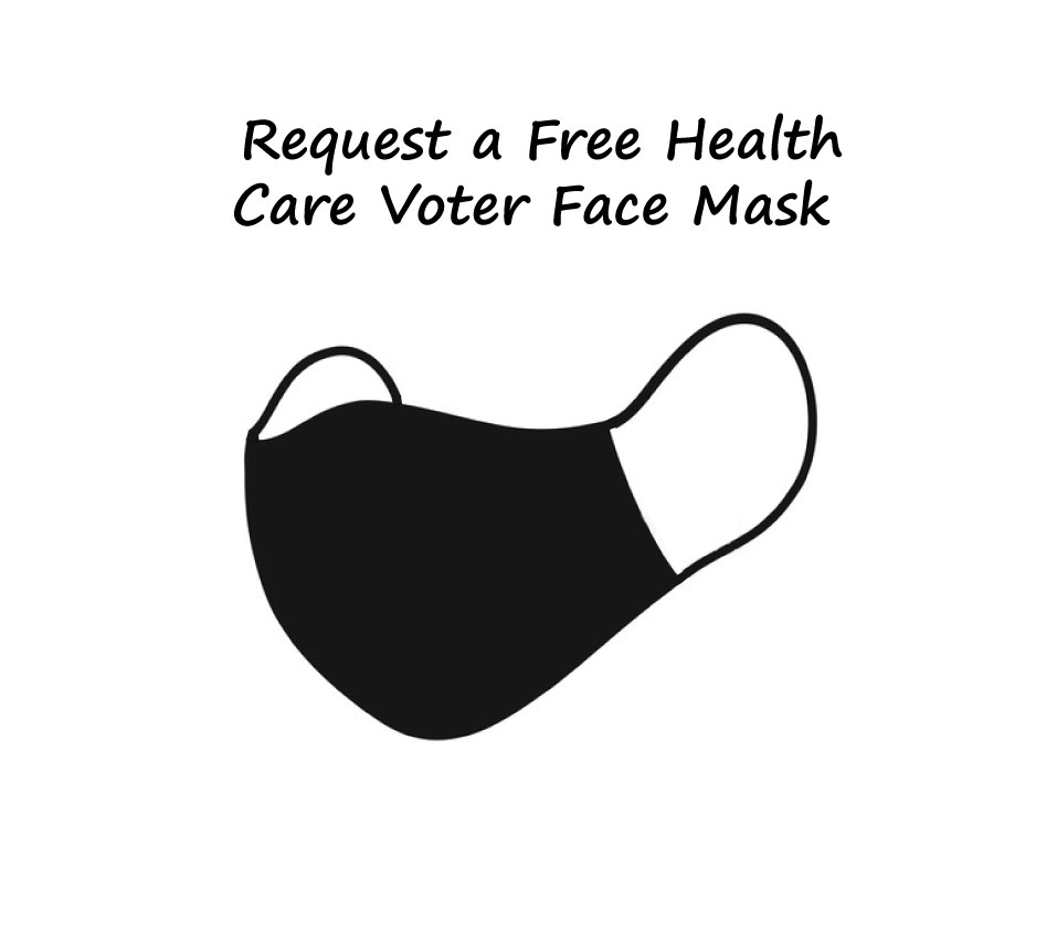 free-health-care-voter-face-mask