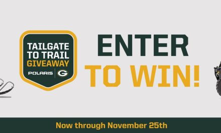 Green Bay Packers Custom Polaris ATV Giveaway