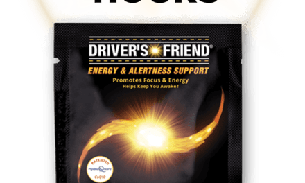 FREE Samples of Drivers Friend Energy Chews