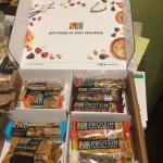 Free Kind Snack Bar Sample Box