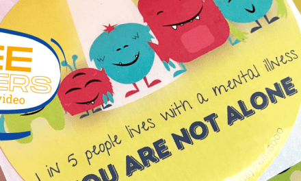 Free Mental Health Stickers