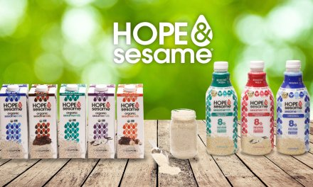 FREE Hope and Sesame Sesamemilk Sample