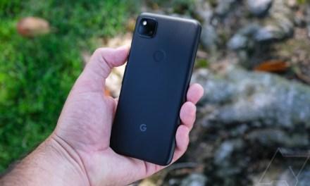 Google Pixel 4a Giveaway