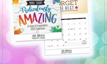 Free 2021 Wall Calendar Sample Kit