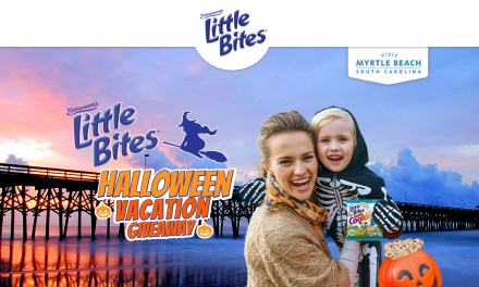 The Little Bites Halloween Giveaway
