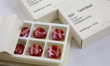 Vintage Swarovski Crystal Factory Pack Giveaway