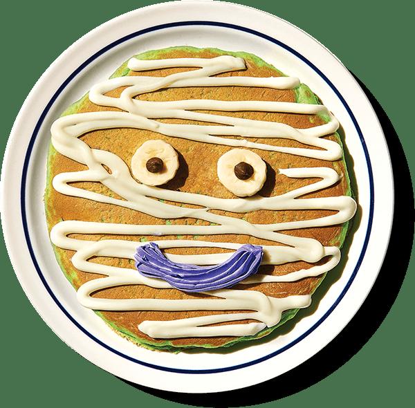 FREE Mr Mummy Pancake