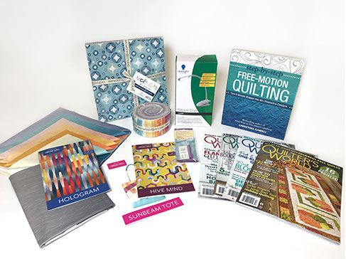 Maywood Fabrics Giveaway Box
