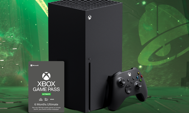 Taco Bell Xbox Series X Instant Win Game