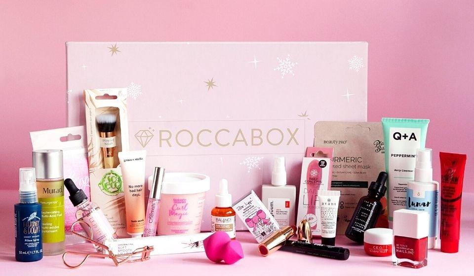 FREE Roccabox Beauty Advent Calendar