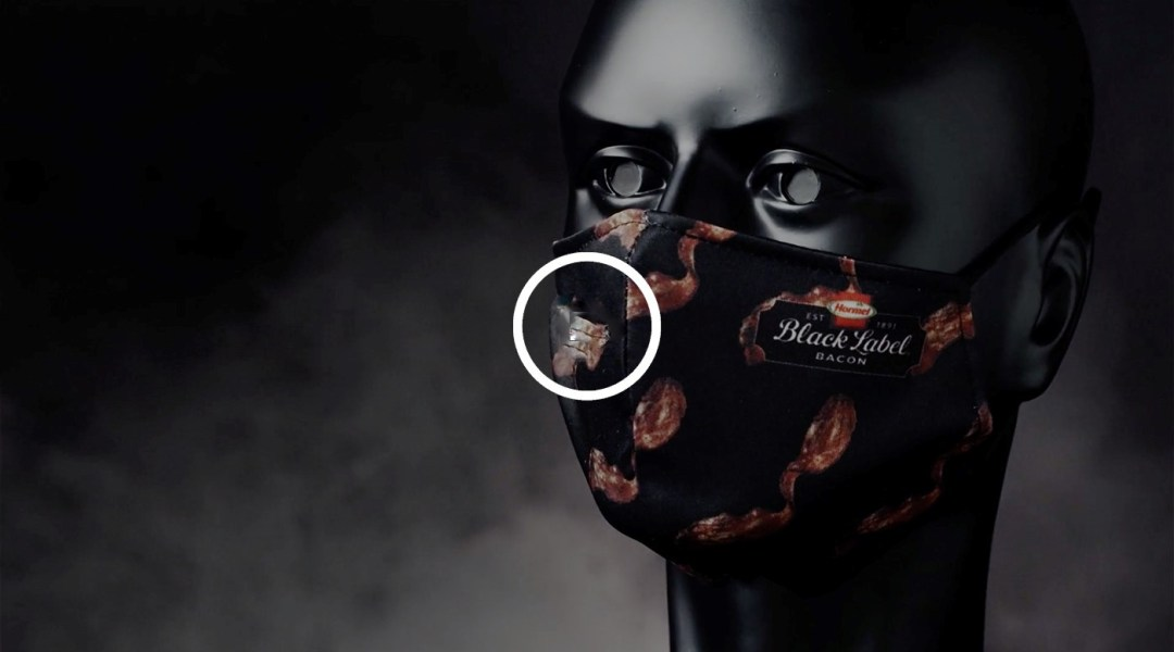 free-hormel-bacon-scented-mask