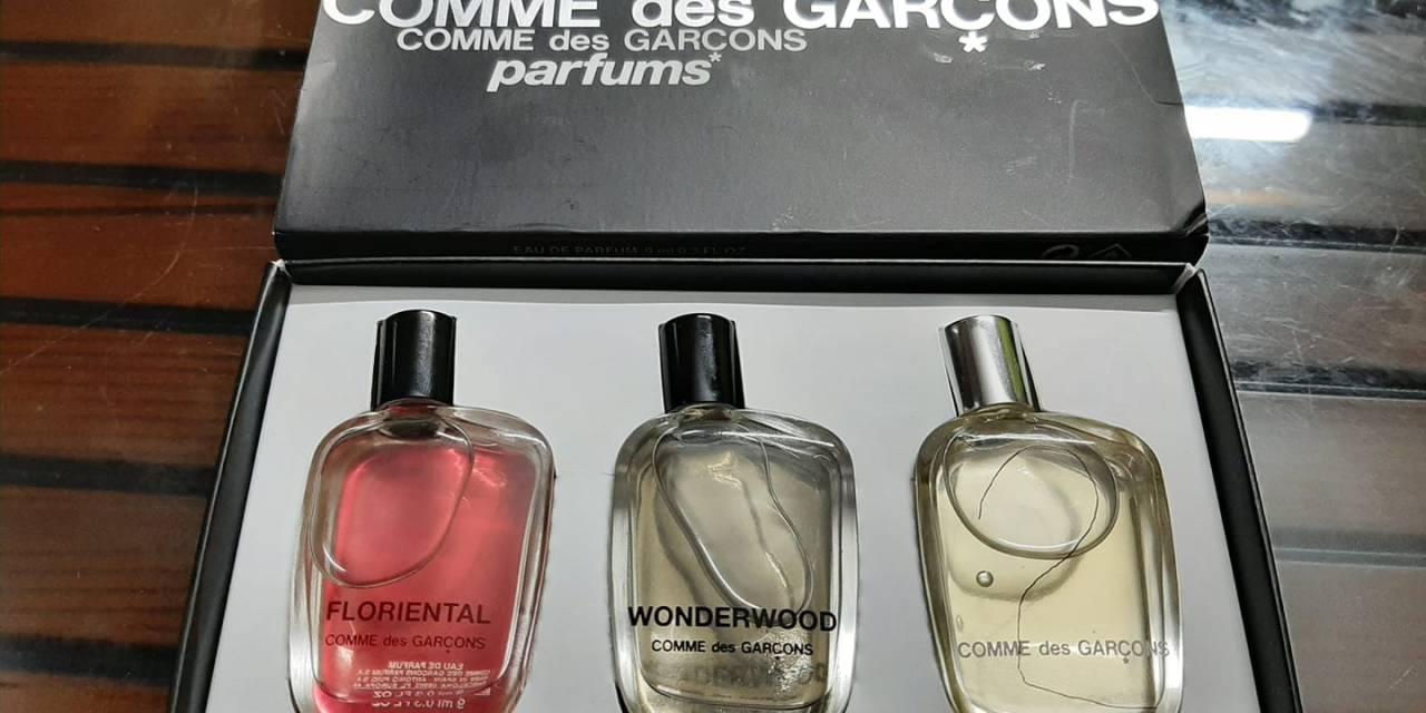 Free Comme De Garcons Perfume