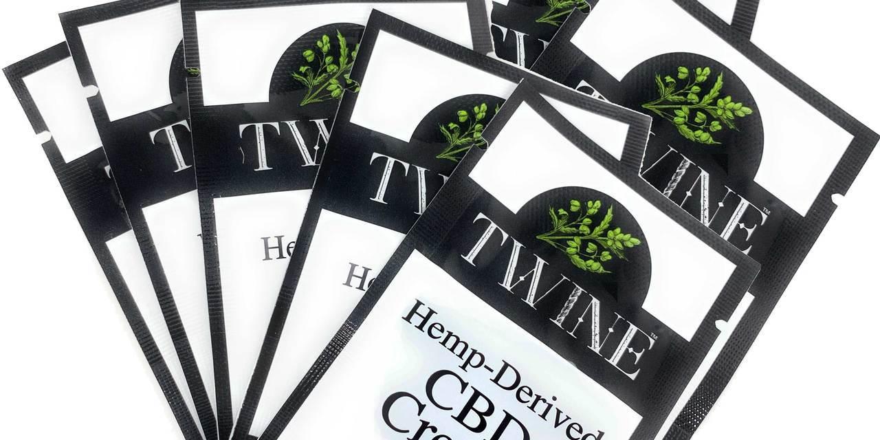 Free Twine CBD Topical Cream Samples