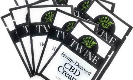 Free Twine CBD Topical Cream Samples