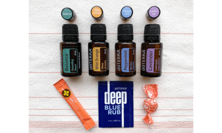 Free doTerra Essential Oil Samples