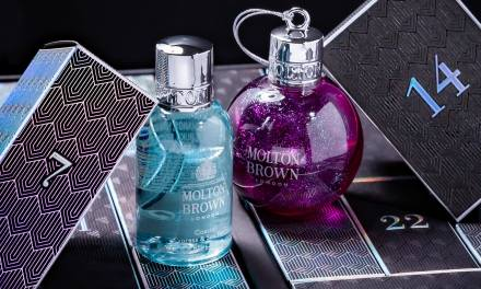 Free Molton Brown Festive Bauble Gift Set