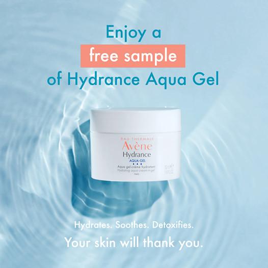 Free Avène Aqua-Gel
