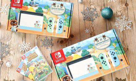 BoxLunch Animal Crossing Nintendo Switch Giveaway