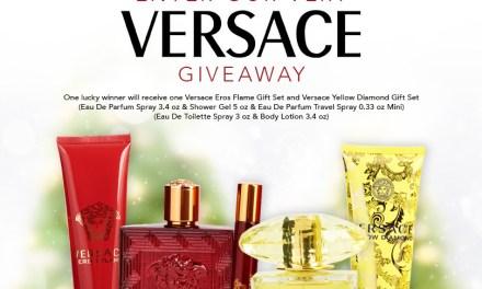 Versace Giveaway