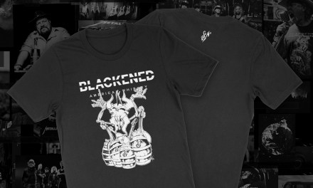 Free Collectible Blackened T-shirt