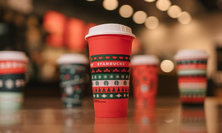 Free Starbucks Merry Coffee Cup