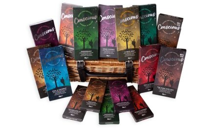 Free Conscious Chocolate Hamper