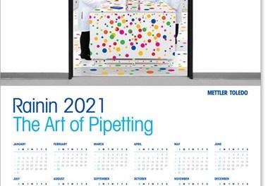 Free Rainin 2021 Calendar