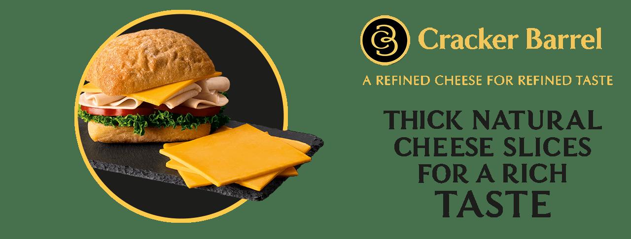 Free Cracker Barrel Sliced Cheese