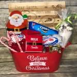 Free Santa's Treats Tray Building Kit