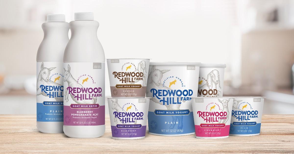 Free Redwood Hill Farm Yogurt