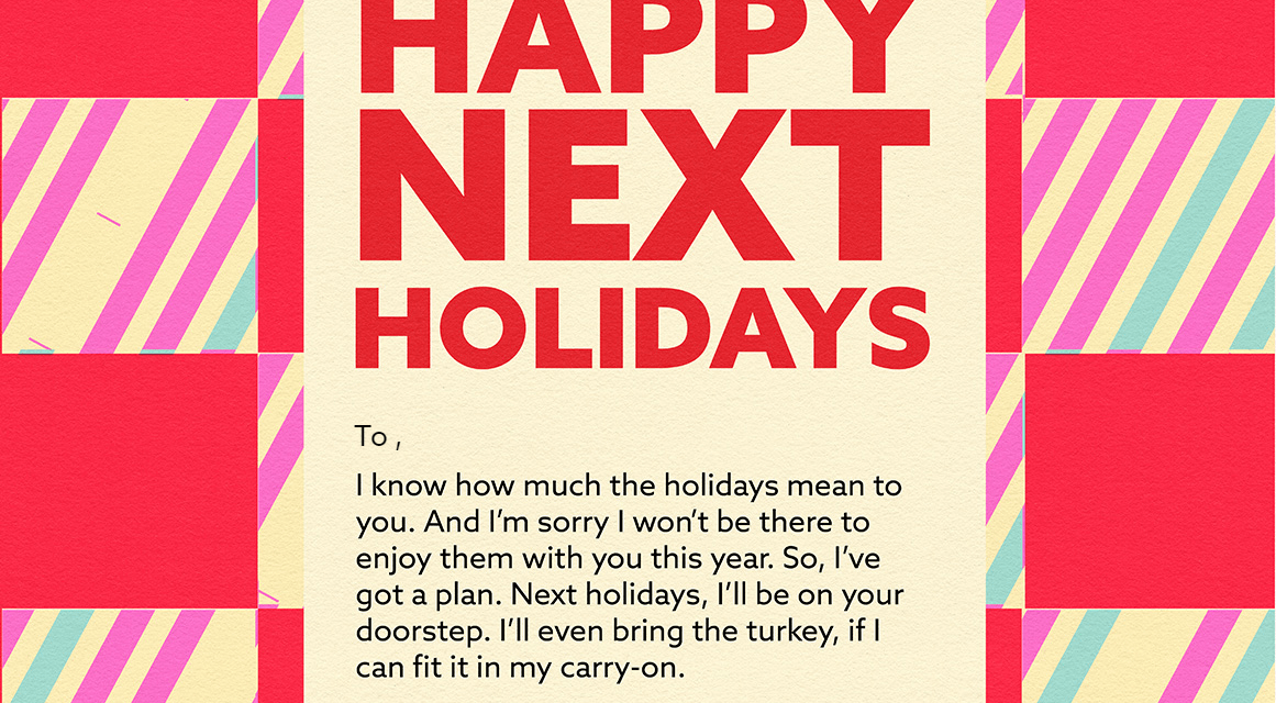 Free Happy Next Holiday Card