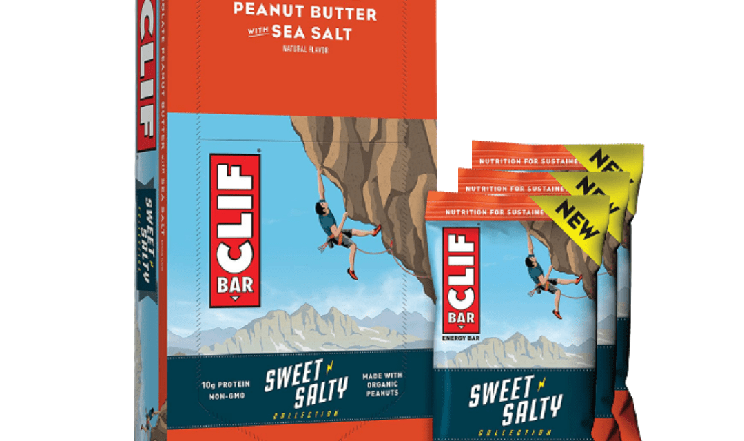 FREE 12-Pack of CLIF Bar Sweet & Salty