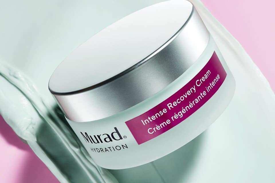 FREE Murad Intense Recovery Cream Sample