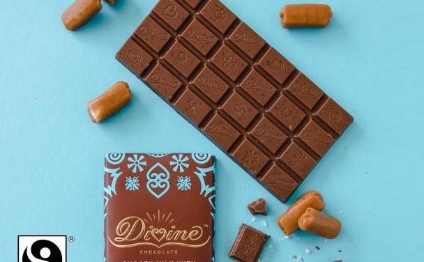 Free Divine Chocolate