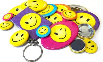Free Custom Buttons Sample