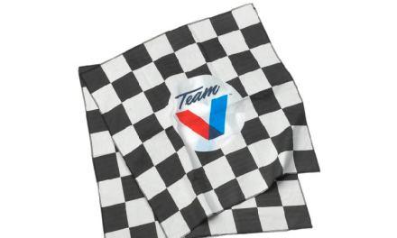 Free Valvoline Checkered Flag Bandana