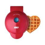 Free Mini Heart Waffle Maker