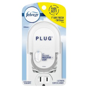 Free Kroger Febreze Plug Warmer