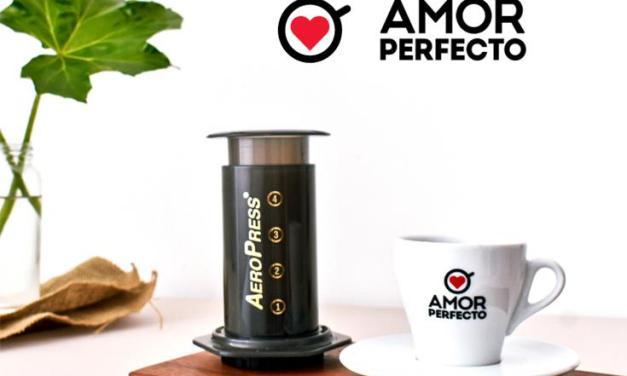 Free Amor Perfecto Coffee Sample
