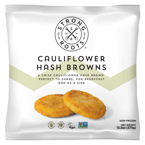 Free Cauliflower Hash Browns