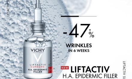 FREE Vichy LiftActiv Supreme Serum Sample